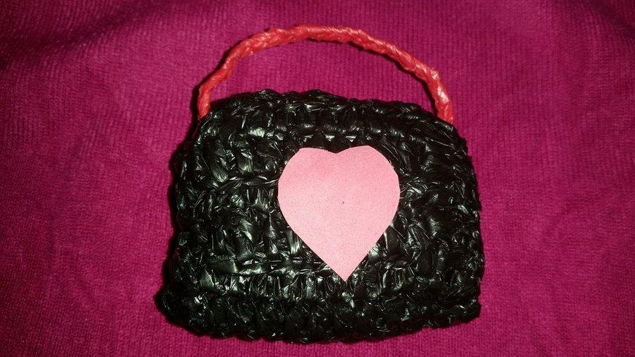 Crochet con bolsas de plástico | Manualidades