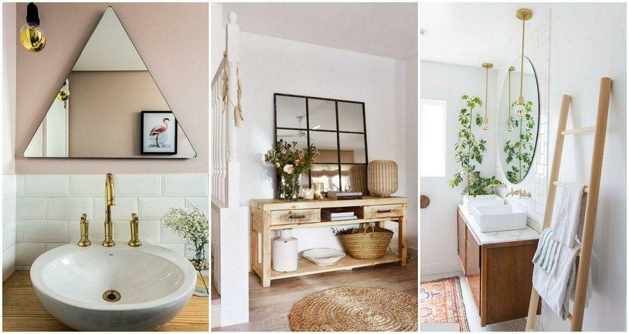 10 razones para elegir estufas cer micas en casa decoraci n for Decoracion con espejo