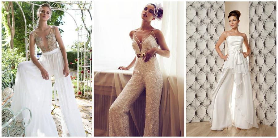 ideas para sujetar la cola del vestido | bodas