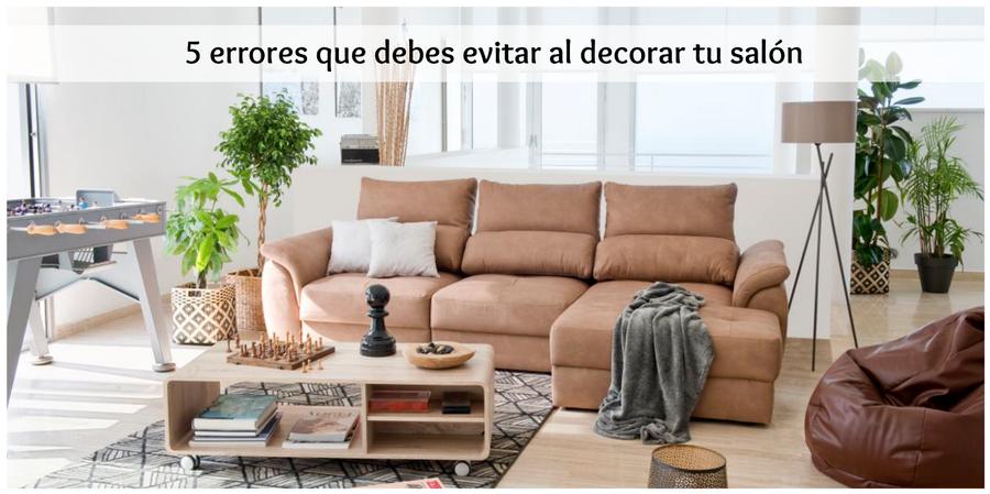 decoracion salon pequeno | facilisimo.com