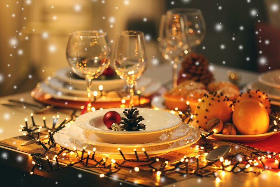 decorar mesa navidad facilisimocom