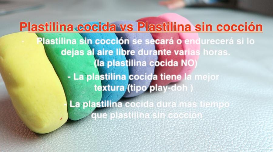 La mejor receta para hacer plastilina casera manualidades for Que se puede cocinar