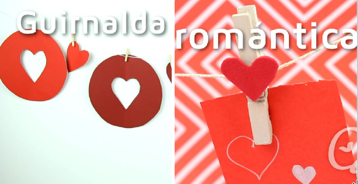 Corazon De San Valentin Facilisimocom - Decoracion-san-valentin-manualidades