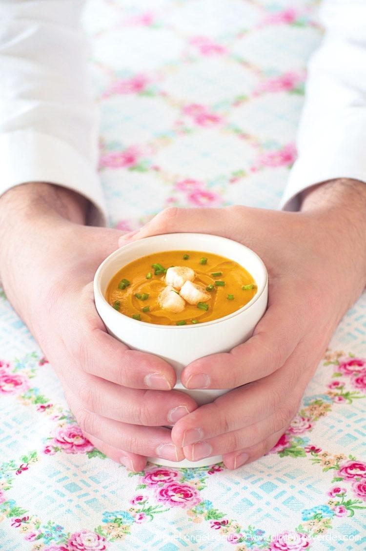 Crema de verduras f cil cocina - Videos de cocina facil ...