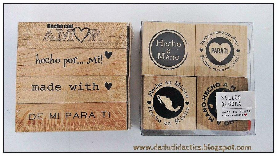 5 sellos para tus proyectos y manualidades que ¡no te deben faltar ...