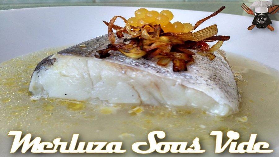 Merluza sous vide a baja temperatura cocina - Cocinar a baja temperatura ...
