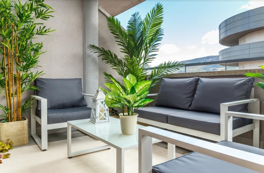 Claves para que tu terraza sea la envidia del vecindario - Muebles lola derek ...