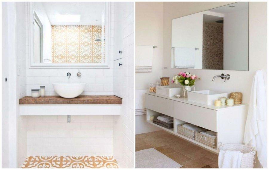 Ideas para renovar las paredes del ba o sin obras bricolaje - Limpiar juntas azulejos ducha ...