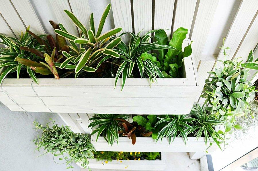 40 ideas de reciclaje y manualidades para el jardín   Plantas
