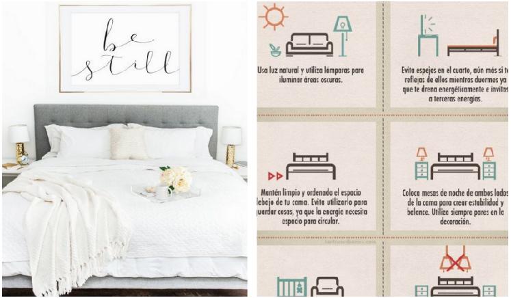 Prepara tu dormitorio según el feng shui y disfruta del mejor ...