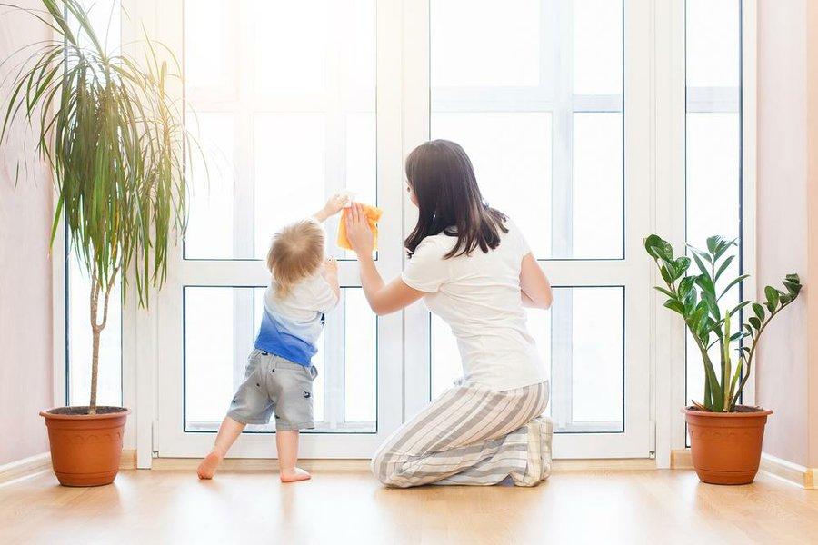 20 trucos para limpiar la casa decoraci n - Trucos limpieza hogar ...