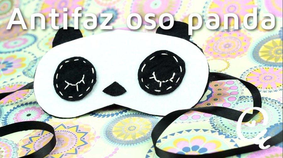 molde oso panda | facilisimo.com
