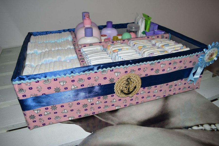 Organizador diy para el cuarto del bebe manualidades - Como decorar habitacion bebe ...