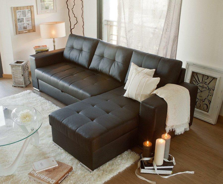 Color de cojines para un sof marr n - Cojines pequenos ...