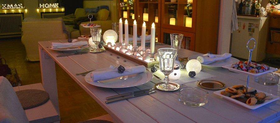 qu hacer y qu no hacer al decorar la mesa en fin de ao