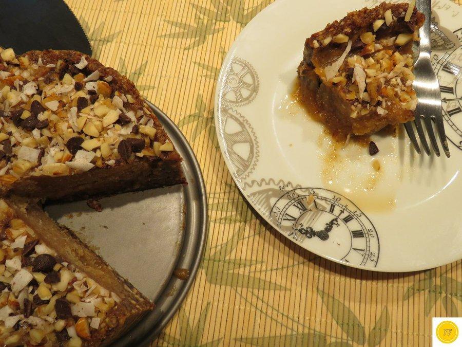Tarta de manzana receta f cil sin gluten ni lactosa cocina - Cocina facil sin gluten ...
