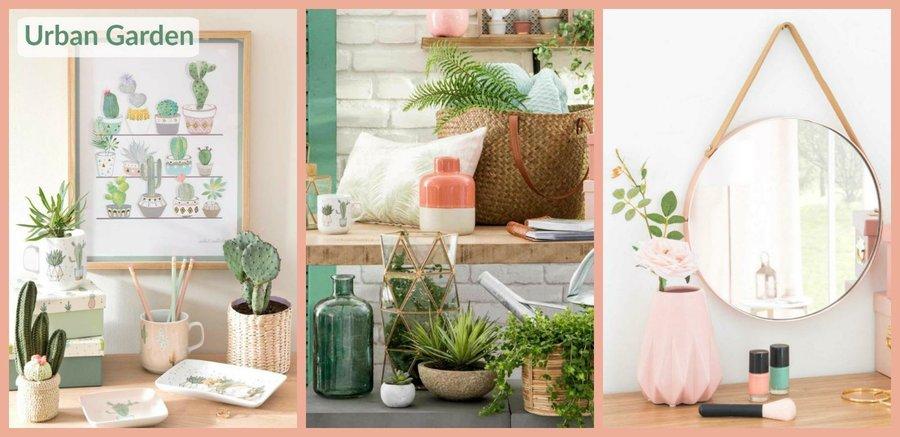 Ideas para conseguir el estilo urban garden en tu hogar for Consejos de decoracion para el hogar