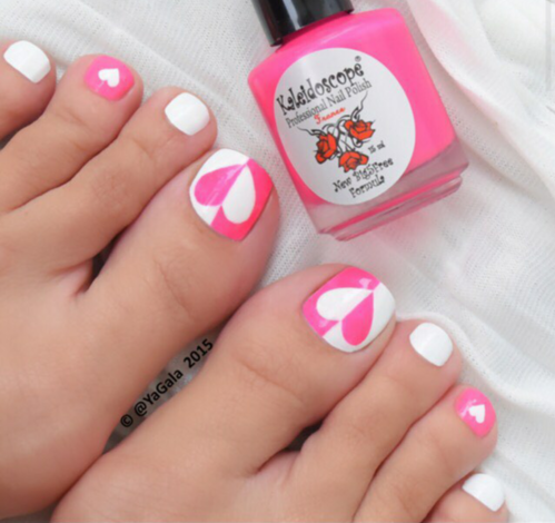 Decorados de u as de pies belleza - Decorados de unas ...