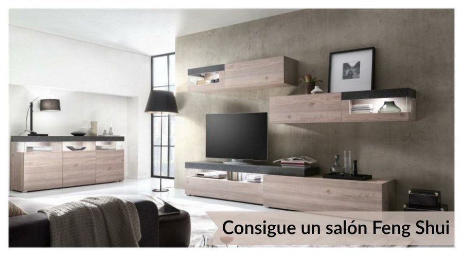 distribuci n feng shui para el sal n consigue la armon a. Black Bedroom Furniture Sets. Home Design Ideas