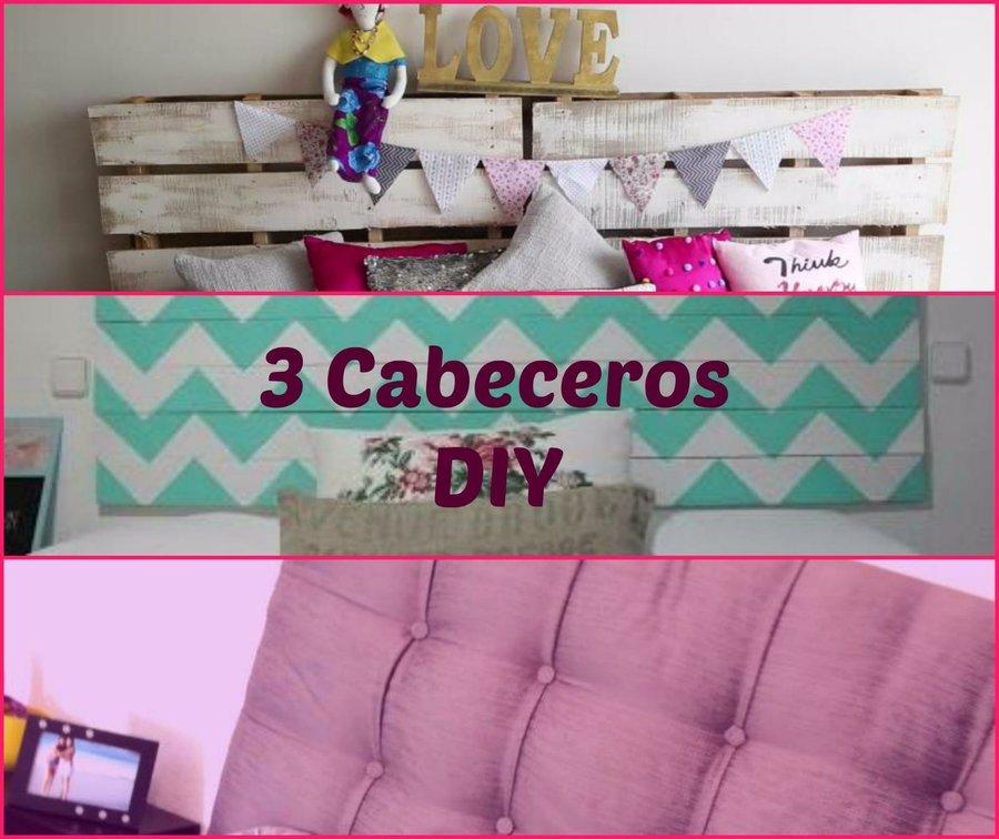 3 cabeceros DIY para tu habitación | Bricolaje