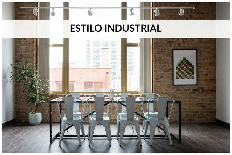 El estilo industrial y c mo aplicarlo decoraci n - Sklum muebles ...