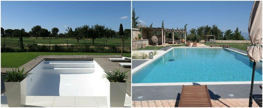 Consigue una terraza de lujo sin obras decoraci n for Piscinas hechas a medida