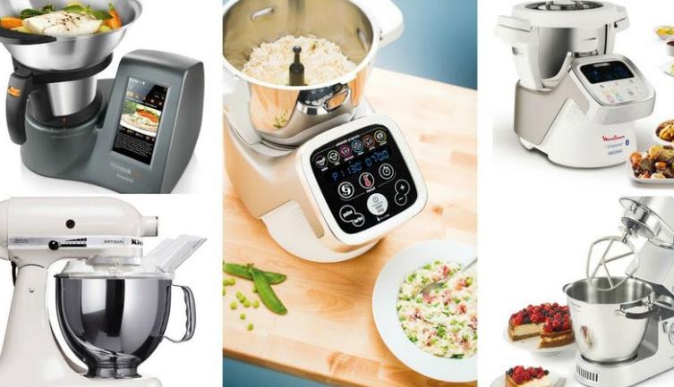 Robots de cocina | facilisimo.com