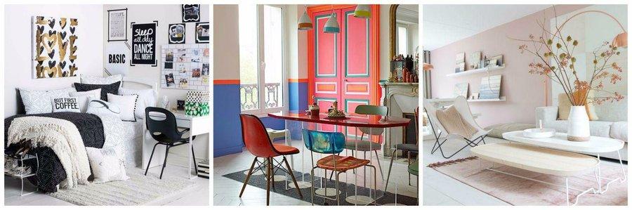 Colores para pintar tu casa decoraci n - Gama de colores para pintar ...