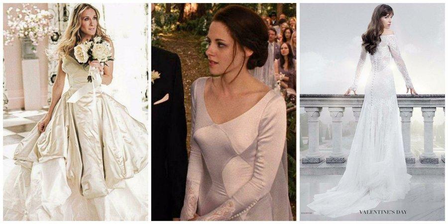 El vestido de novia pelicula