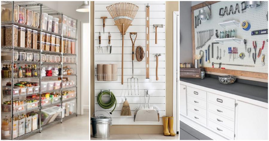 Una cocina en el garaje bricolaje for Muebles para garage