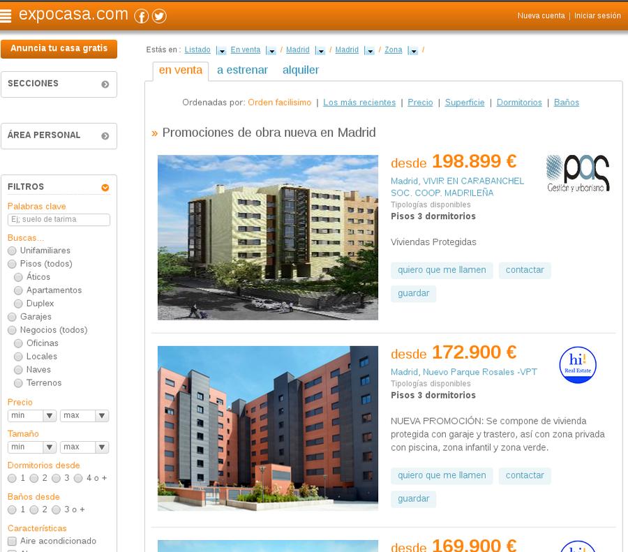 Abandonar red facilisimo facilisimo for Portales inmobiliarios barcelona