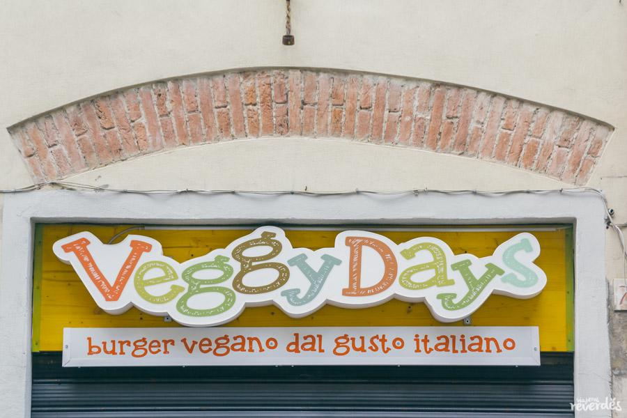 Veggy Days, Florencia, Italia