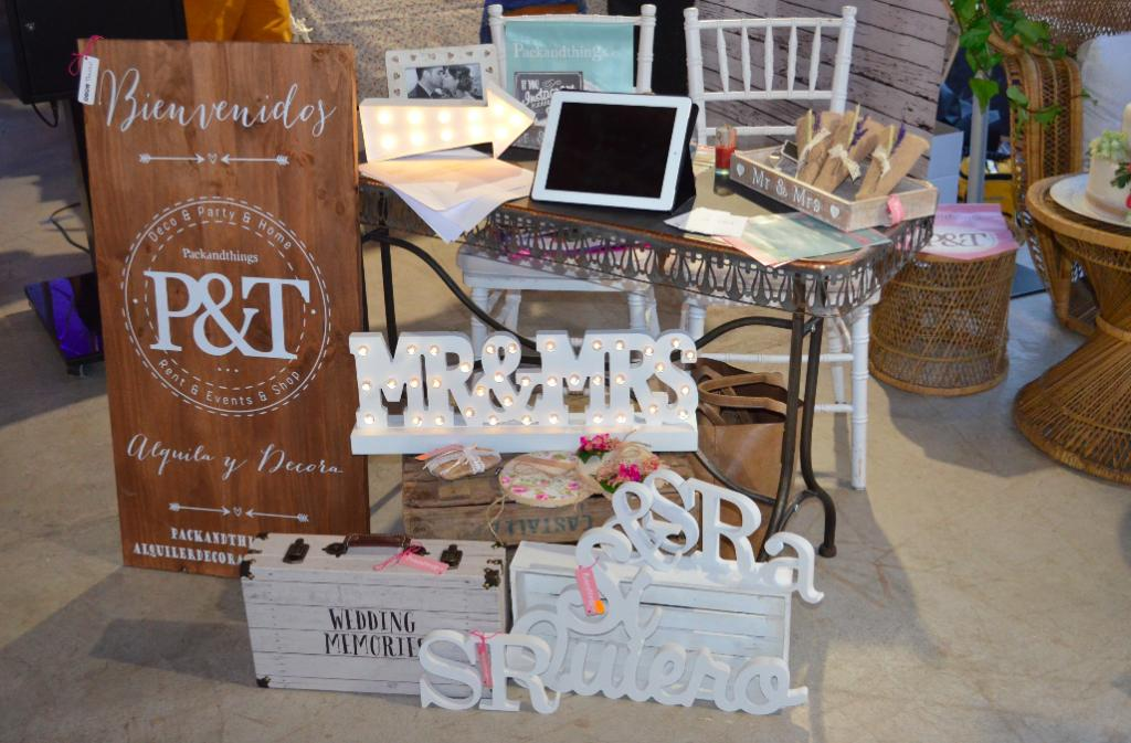 Wedding Weekend III Showroom de bodas - Bodasconestilo.com
