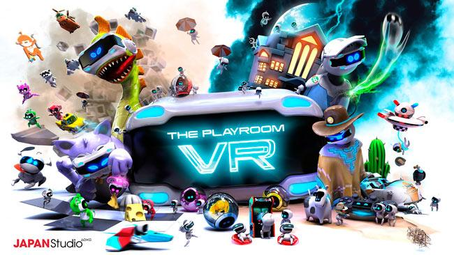 Gafas realidad virtual PlayroomVR