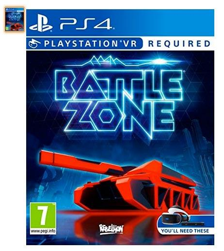 playstation vr juego battlezone