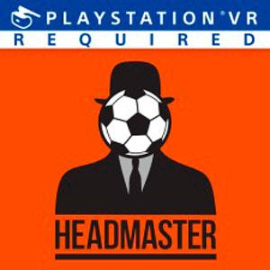 playstation juego headmaster vr