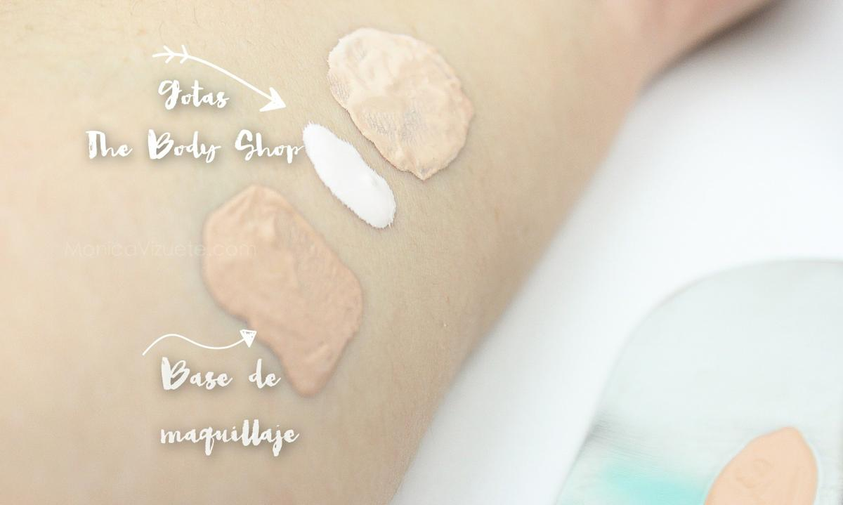 aclarar-bases-maquillaje-shade-adjusting-drops-lightening-the-body-shop-monica-vizuete
