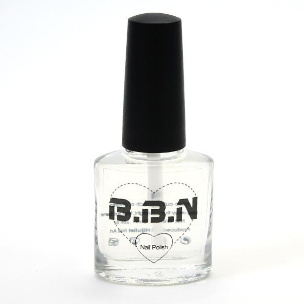 top coat esmalte brillo base al agua sin olor