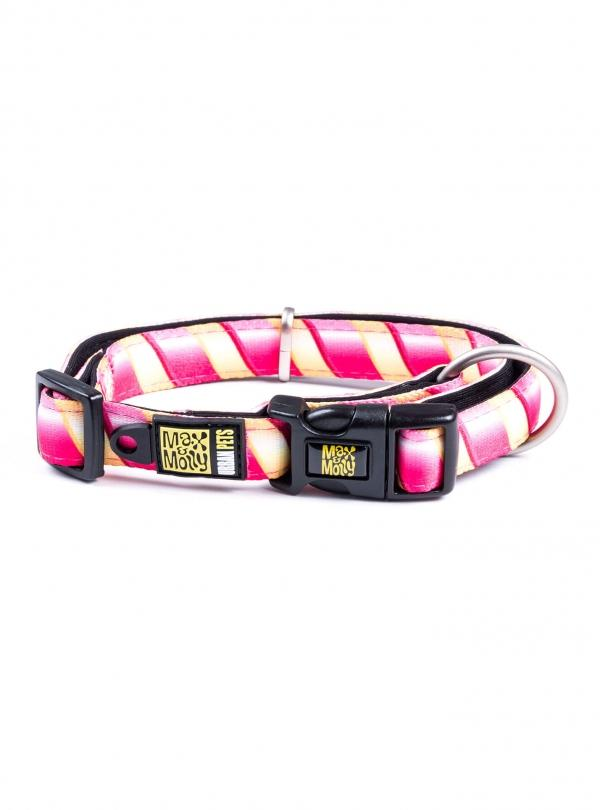 collar de neopreno para perro max and molly lollipop