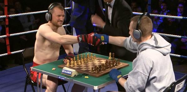 Chess boxing - Ajedrez y Boxeo