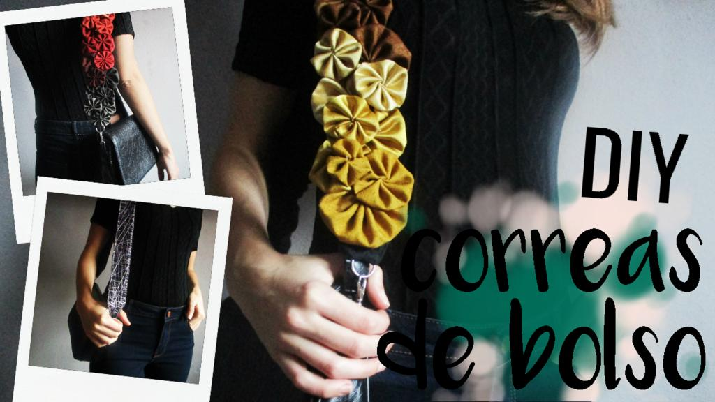 DIY Correas de bolso intercambiables ~ looksanddiy.com