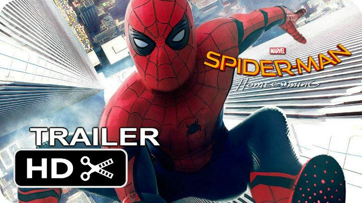 Spider-Man Homecoming trailer primer trailer español hd