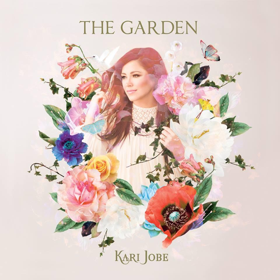 Kari Jobe The Garden album disco