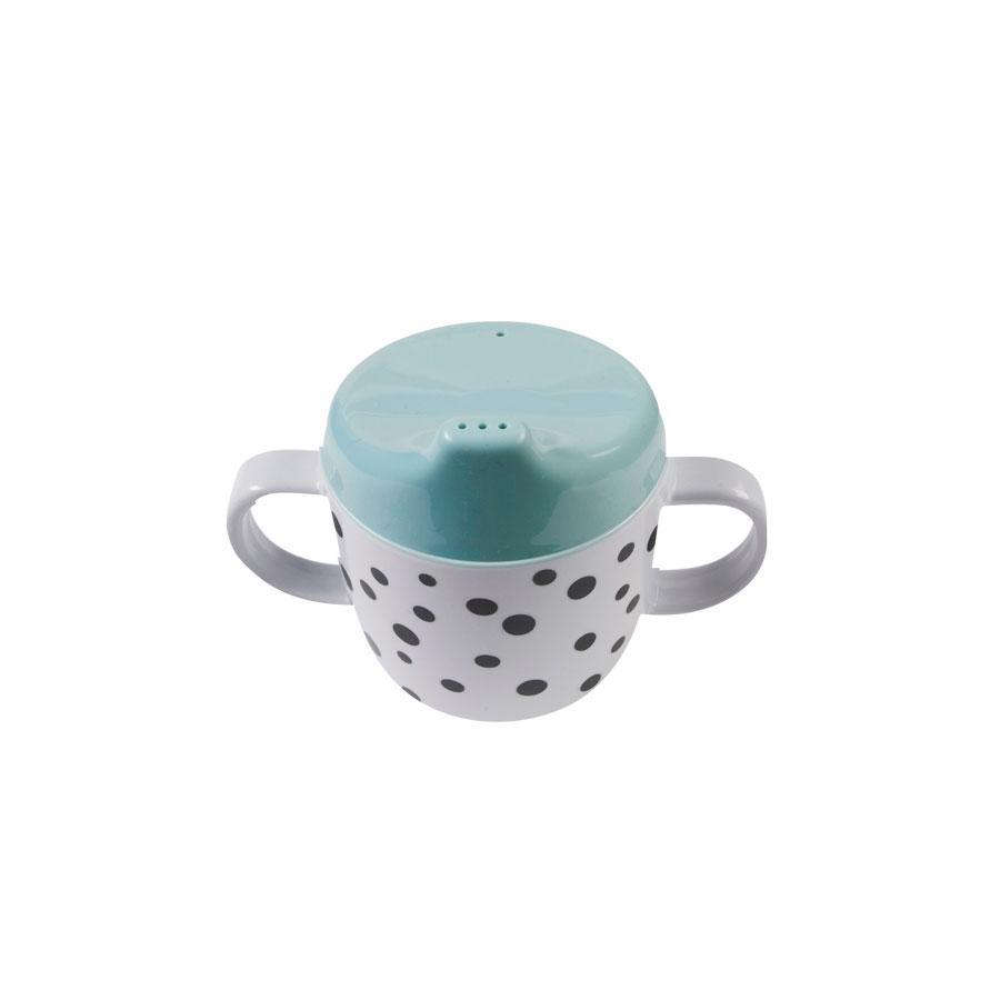 Taza Happy Dots Blue Done by Deer