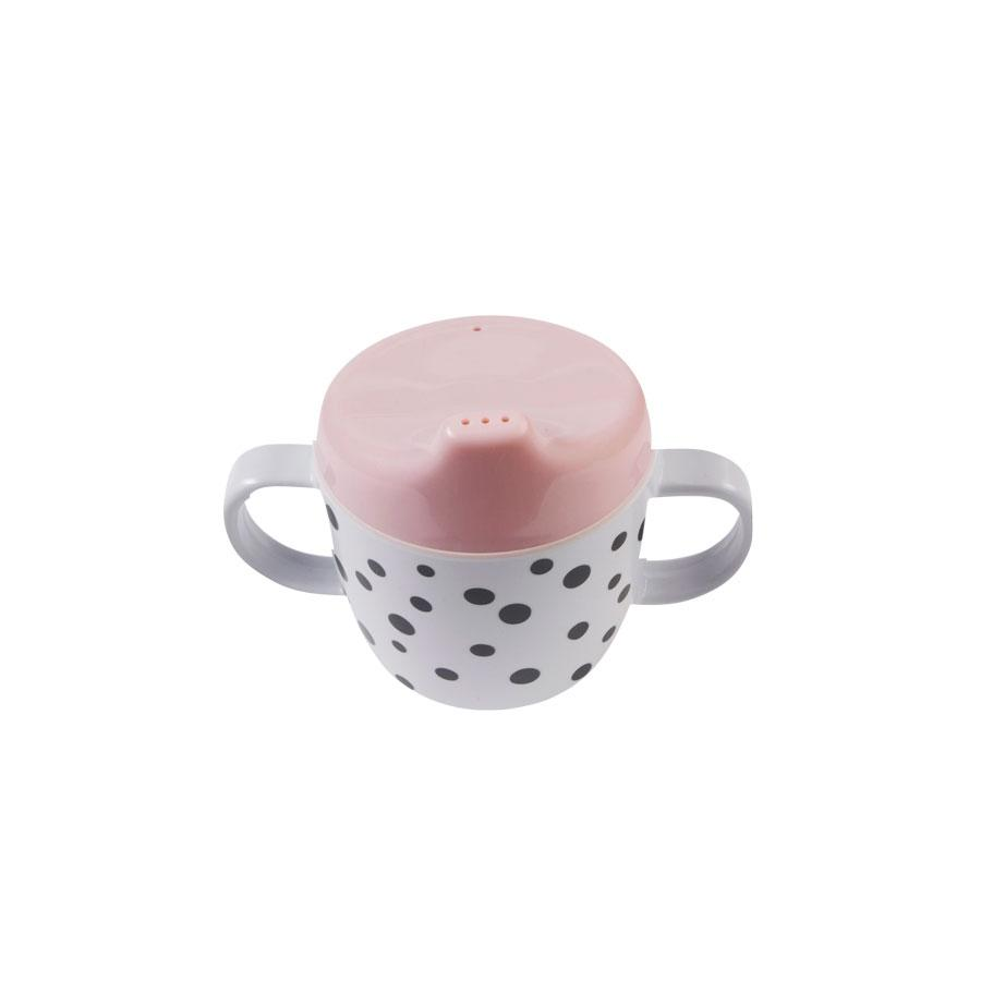 Taza Happy Dots Powder Done by Deer