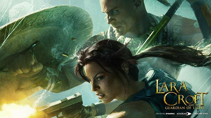 Lara Croft: Guardion of Light para Android