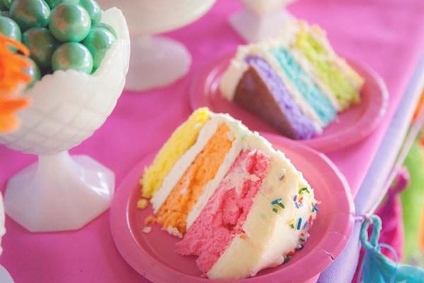 http://karaspartyideas.com/2016/06/rainbow-unicorn-themed-birthday-party-3.html
