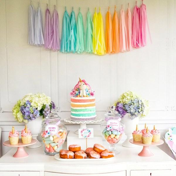http://karaspartyideas.com/2016/12/pastel-unicorn-birthday-party.html