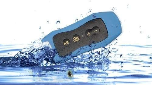 mp3 sumergible para piscina SODIAL