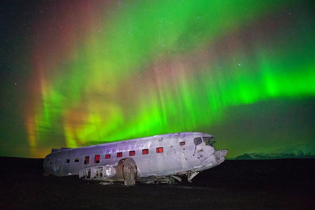 Accidente de avión de Islandia